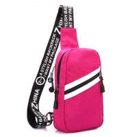 男女户外运动小挎包 休闲胸包 腰包  单肩斜背包 旅游骑行包
