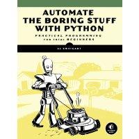 英文原版 Python编程快速上手:让繁琐工作自动化 Automate the Boring Stuff with P