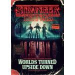 英文原版 怪奇物语 官方幕后指南 设定集 NETFLIX美剧 精装艺术画册 Stranger Things: Worl