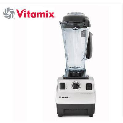 VITAMIX/维他美仕 精进型破壁料理机TNC5200全营养多功能 原装进口 保7年 营养辅导 免费分期破壁率85