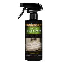 去污清洗剂皮沙发汽车真皮座椅皮革皮包剂皮衣家用清洁剂