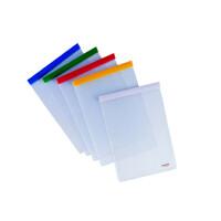 金得利 B5/B6 横式 抽拉杆报告夹 抽杆文件夹 资料夹 学生书皮