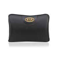 起亚头枕腰靠垫K2 KX3 K4 K5智跑KX5狮跑K3汽车护颈枕背靠垫