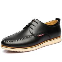 波图蕾斯新款休闲鞋男鞋英伦时尚休闲皮鞋男士商务正装板鞋