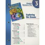 【预订】North Carolina Holt Science & Technology Chapter 3 Reso