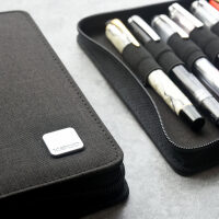 KACO爱乐20格样品包钢笔收纳包/收纳笔袋/收藏包防水防污面料