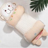 婴儿定型枕 防偏头0-1岁新生的儿小枕头夏季荞麦枕防侧睡枕头婴儿