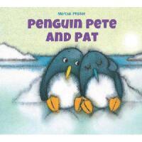 【预订】Penguin Pete and Pat