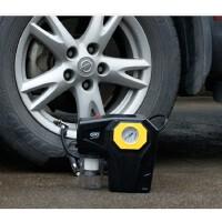 多功能120W车载四合一吸尘器充气泵大功率12V汽车用充气泵SN9011