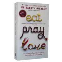 辈子做女孩 英文原版 Eat, Pray, Love 同名电影小说 励志 Elizabeth Gilbert 伊丽莎白