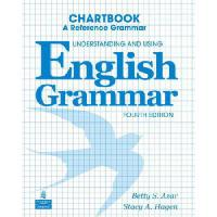 【预订】Understanding and Using English Grammar Chartbook