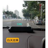 车载通用HUD手机支架平视导航投影支架车用抬头显示反射镜板