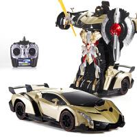 变形金刚遥控汽车玩具男孩3-6周岁7岁孩子45男童生日礼物