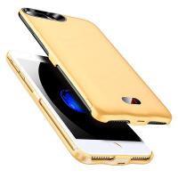 iPhoneX背夹充电宝6苹果X/7P无线8手机壳器7plus6s电池冲