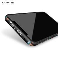 洛夫特 iphonex手机壳潮牌苹果x金属边框个性创意软硅胶散热iphonexs max全包防摔苹果 史密斯猩&bul