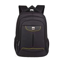电脑包双肩包15.6寸17寸男女笔记本背包商务休闲旅行包