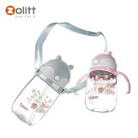 Zolitt 卓理 儿童吸管水壶宝宝学饮水壶婴儿防漏水壶学生喝水水壶