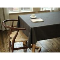 纯色桌布 拍摄背景布 ins风文艺咖啡桌布书桌垫布 餐布台布日式