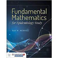 【预订】Fundamental Mathematics for Epidemiology Study 97812841