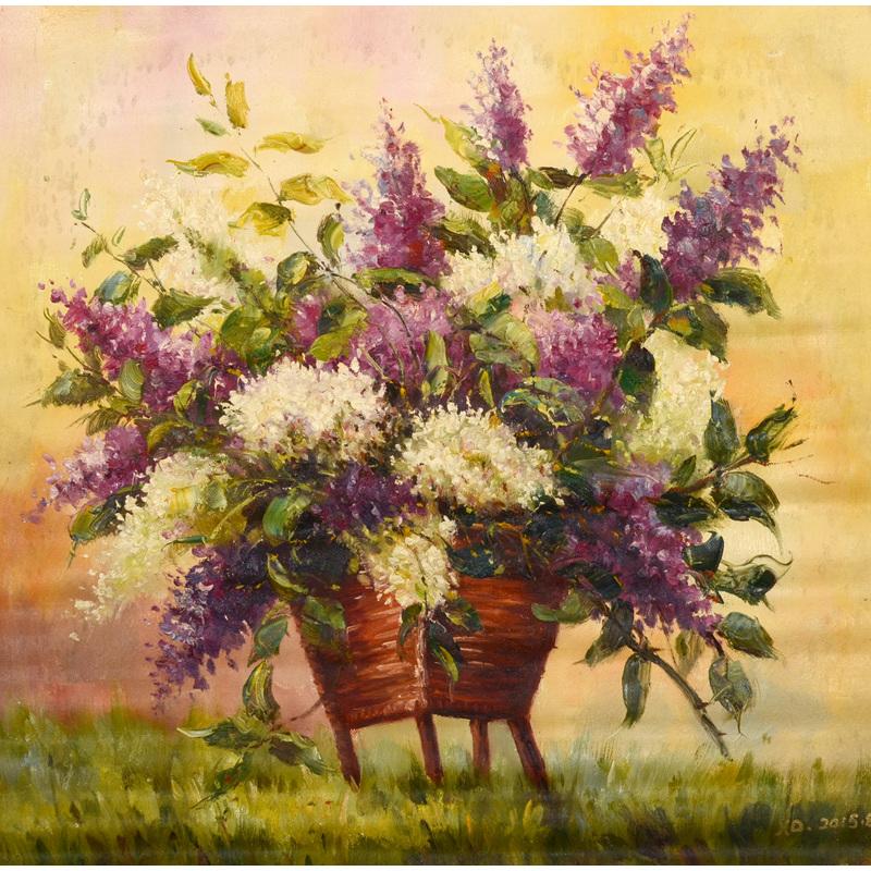 ry083佚名《花 》