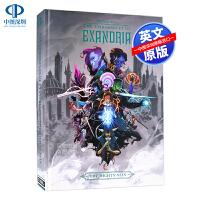 英文原版 关键角色:Exandria编年史 精装艺术书 Critical Role: The Chronicles of