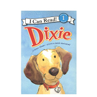 英文原版 Dixie !迪克斯!(I Can Read, Level 1) [平装]