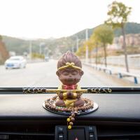 齐天大圣斗战胜佛孙悟空猴子创意汽车摆件饰品车载摆件车内装饰品