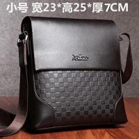 男包单肩包竖款男士斜挎包iPad包商务休闲背包精品男包包