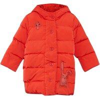 【全场2件2.5折,到手价:174.8】美特斯邦威旗下moomoo童装女童长款羽绒服新款冬季卡通韩版潮中大儿童外套