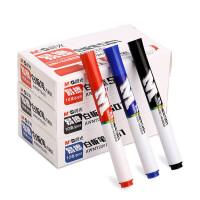 晨光白板笔 白板笔红色蓝色黑色白板笔可擦办公用品AWMY2201