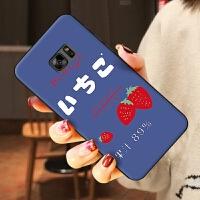 三星s6e手机壳5.1寸情侣硅胶Samsungs6e套sm-g925f全卡通软壳sm-g9250可爱