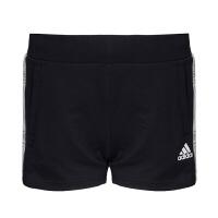 Adidas阿迪达斯  SHORT KN GFX女裤运动休闲透气针织短裤  BK5188  现