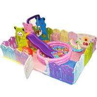 儿童乐园室内设备家庭游乐场玩具宝宝滑梯室内小型滑梯