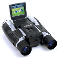高清望远镜12倍支持拍照录像 非红外夜视双筒望远镜摄像机