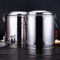 大容量商用保温桶不锈钢桶米饭热水龙头汤桶开水桶奶茶店饮料豆浆