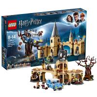 当当自营LEGO乐高Harry Potter/哈利・波特系列霍格沃茨城门与打人柳75953塑料积木玩具