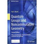 【预订】Quantum Groups and Non-Commutative Geometry 97833199798