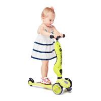 英国COOGHI酷骑儿童滑板车宝宝三轮踏板车平衡车多功能学步车