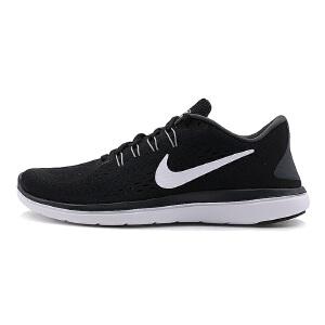 Nike耐克 2017夏季新款男子free RN系列运动透气网面减震跑步鞋 898457-001