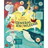 Big Picture Book of General Knowledge 常识图片大百科 英文原版 大开本 儿童百科