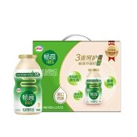 【4月产】伊利 畅意100%乳酸菌饮品原味100ml*30*2礼盒装