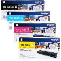 原装兄弟 brother TN-270系列 TN-270BK黑色 TN-270C青色 TN-270M品红色 TN-27