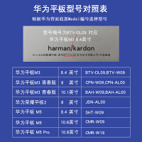 华为M3平板电脑M5青春版10.1保护套Pro10.8卡通m3超薄8.4英寸壳子