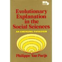 【预订】Evolutionary Explanation in the Social Sciences: An Eme