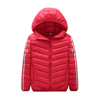 儿童轻薄羽绒服中大童男童女童短款小孩冬季童装宝宝婴儿轻外套