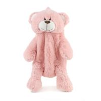 幼儿园书包儿童毛绒男女童小孩双肩背包小熊宝宝包包1-3岁