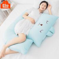 孕妇睡觉侧卧枕孕托腹枕头护腰侧睡神器枕礼物怀孕妈妈用品
