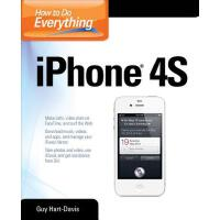 【预订】How to Do Everything iPhone 4s