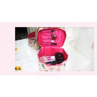 韩国洗漱包化妆品袋大小号女化妆包手提化妆袋旅行容量收纳包便携