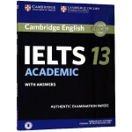 CAMBRIDGE ENGLISH IELTS(13ACADEMIC)